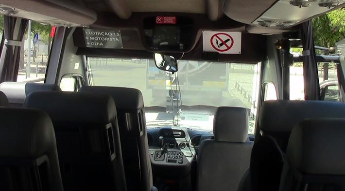 Minibus com motorista